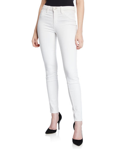 Margot High-Rise Skinny-Leg Ankle Jeans