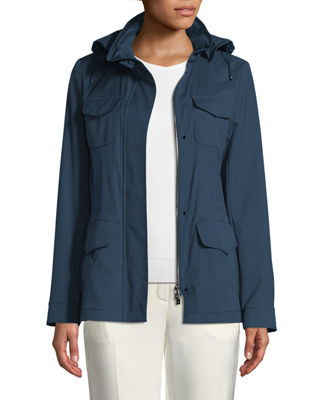 Loro Piana Traveler Windmate?? Stretch Storm System?? Jacket