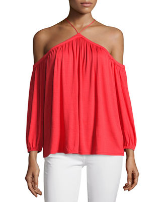 Ella Moss Cold Shoulder Top