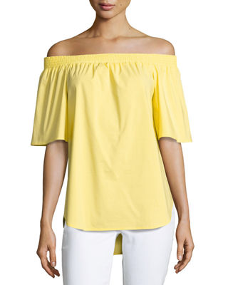 Sabra Off-the-Shoulder Top