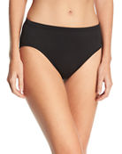 La Blanca Plus Size High-Waisted Tummy Toner Swim