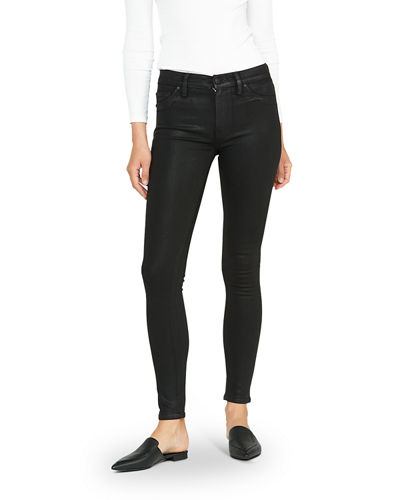 Barbara High-Rise Super Skinny Jeans