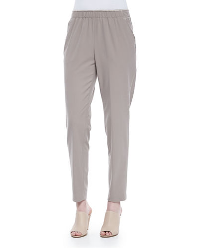 Plus Size Track Pants W/ Piping