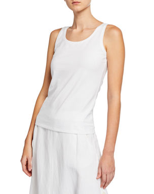 b7d1a22d6 NIC+ZOE Perfect Jersey Scoop-Neck Tank