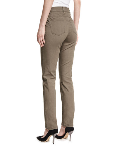 Thompson Slim-Leg Jeans, Plus Size