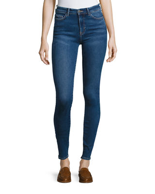MiH Bodycon High-Rise Skinny Jeans