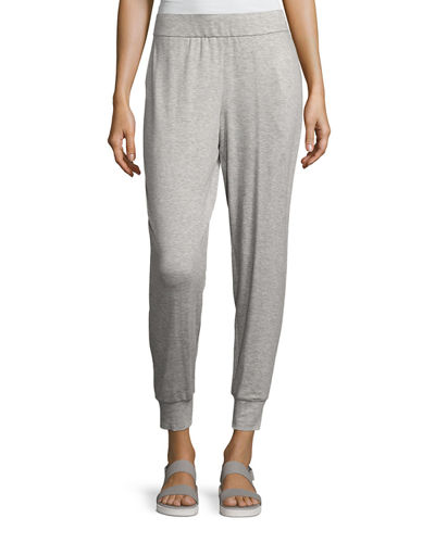 Eileen Fisher Tencel® Stretch Terry Pants and Matching