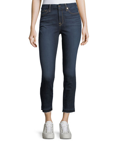 Jen7 by 7 for All Mankind Skinny Ankle
