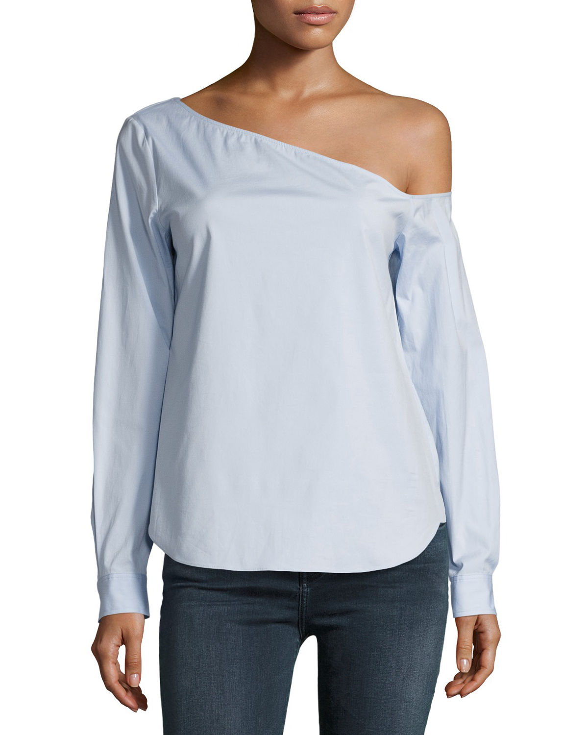 Ulrika One-Shoulder Top