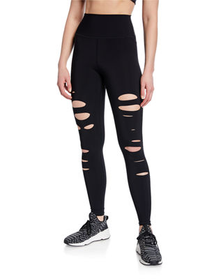 Ripped Warrior Performance Leggings