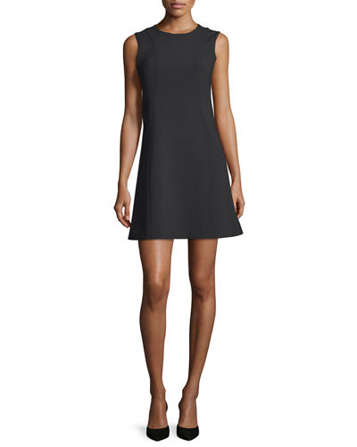 Helaina Pioneer Seamed Shift Dress