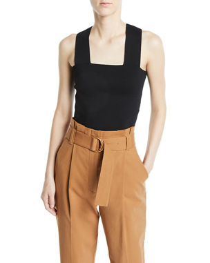 e53673a695cb6c Contemporary Bare Shoulder Tops at Neiman Marcus