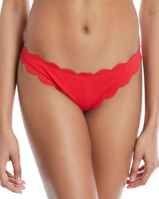 Antibes Scalloped Swim Bottom