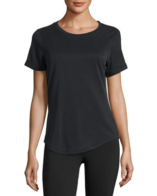 Michi Onda Open-Back Sport Top