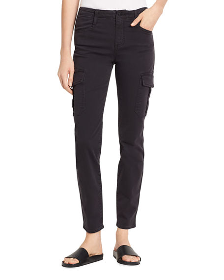 Image 1 of 3: Vince Skinny Cargo Cotton Pants