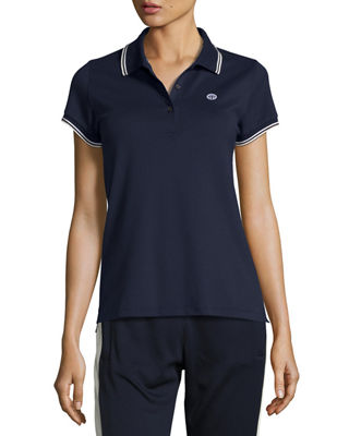 Image 1 of 5: Performance Piqué Polo Shirt