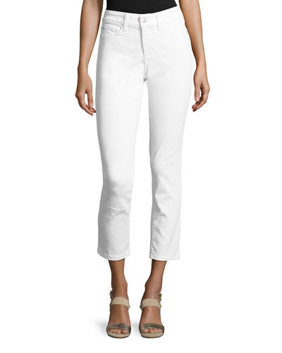 Alina Convertible Roll-Cuff Cropped Jeans