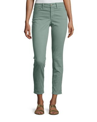 Image 4 of 4: Alina Convertible Roll-Cuff Cropped Jeans