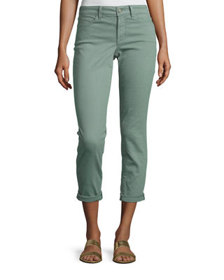 Image 1 of 4: Alina Convertible Roll-Cuff Cropped Jeans