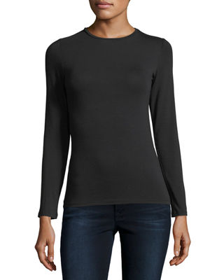 Majestic Paris for Neiman Marcus Soft Touch Crewneck