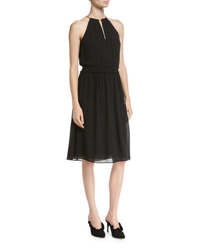 Michael Michael Kors Dresses HAYDEN CHAIN-LINK DRESS
