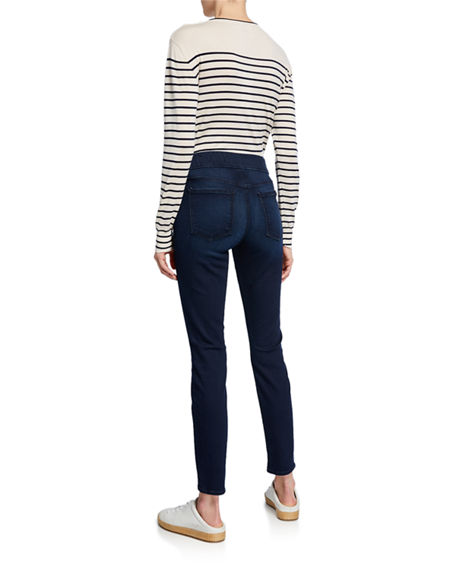 Image 2 of 3: Jen7 by 7 for All Mankind Comfort Skinny Jeans