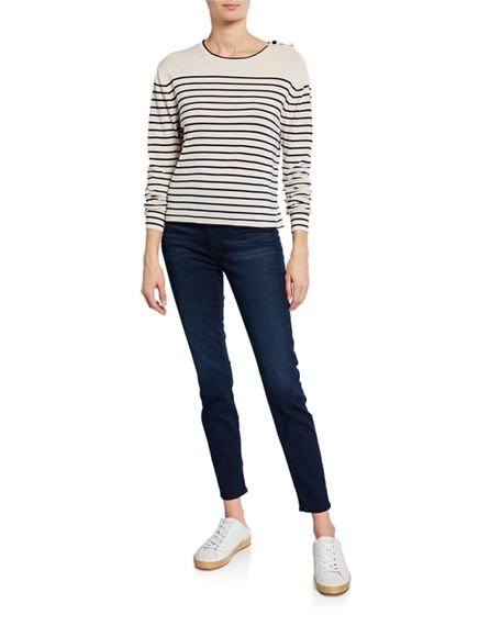 Image 3 of 3: Jen7 by 7 for All Mankind Comfort Skinny Jeans
