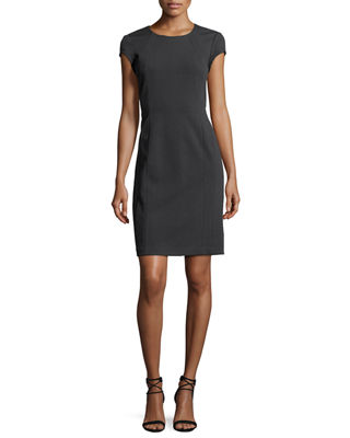 Dixon Short-Sleeve Dress