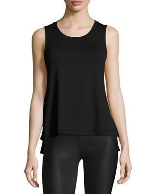 Beyond Yoga Varsity High-Low Tank Top