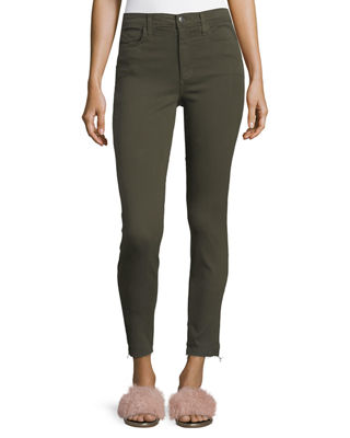 The Charlie Ankle Skinny Jeans