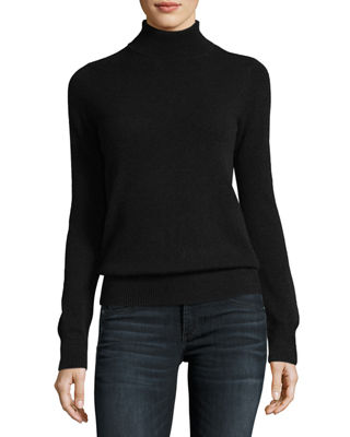 Image 1 of 3: Classic Cashmere Turtleneck