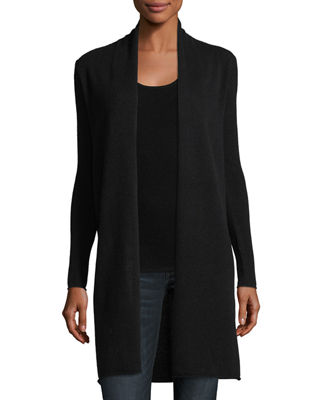 Classic Cashmere Duster Cardigan