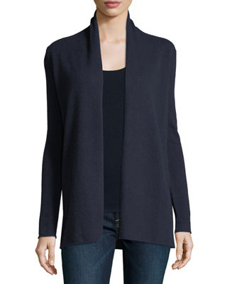 Neiman Marcus Cashmere Collection Classic Draped Cashmere
