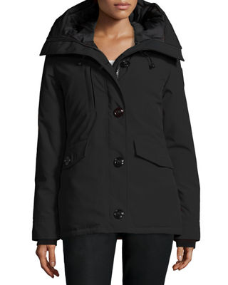 Image 1 of 4: Rideau Hooded Parka