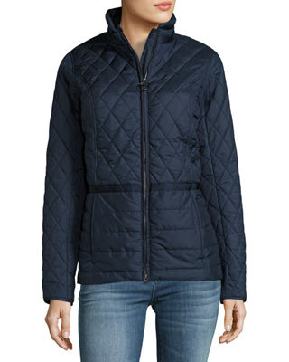 Charlotte Quilted Jacket