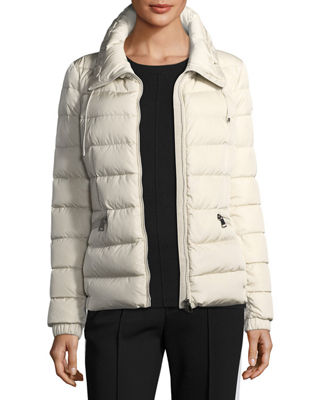 Image 3 of 3: Irex Quilted Puffer Coat
