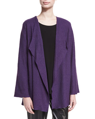 Caroline Rose Paris Plush Saturday Jacket, Plus Size
