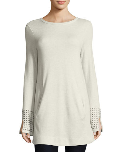 NIC+ZOE Grommet-Cuff Tunic and Matching Items