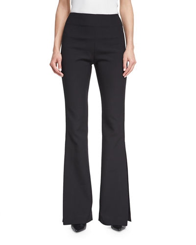 Solace London Ray High-Rise Slit-Side Trousers