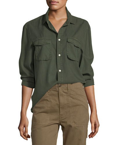Vince Slouchy Military Utility Pants and Matching Items