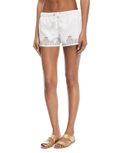 Seafolly Spice Temple Boardshorts Swim Bottoms