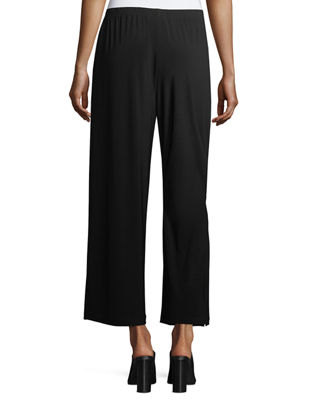 Image 3 of 3: Wide-Leg Ankle Pants, Plus Size