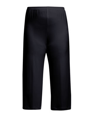 Image 2 of 3: Wide-Leg Ankle Pants