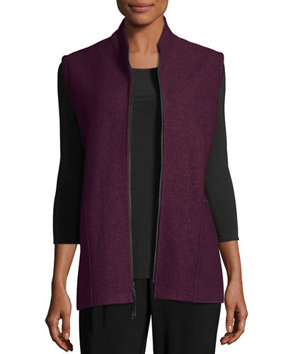 Paris Plus Zip-Up Vest
