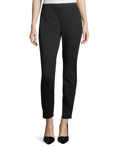 Eileen Fisher Stretch Ponte Leggings