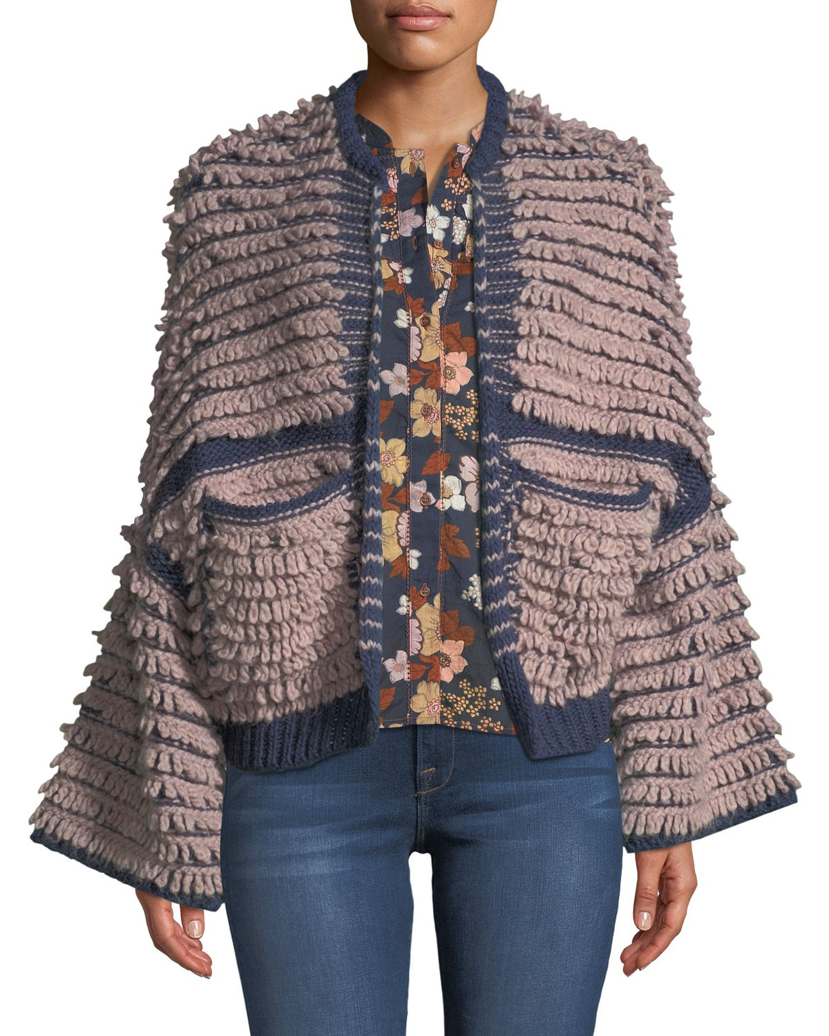 Alice Oversized Cardigan Sweater