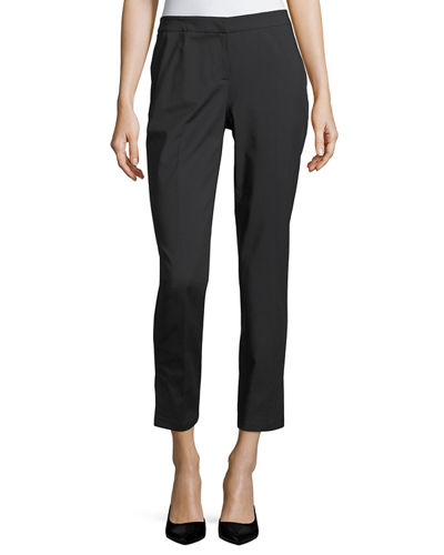 Wythe Fundamental Bi-Stretch Ankle Pants