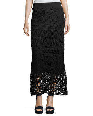 Image 1 of 3: Cecilia Crochet Skirt
