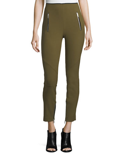 Collier Straight-Leg Pants