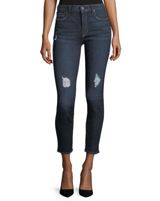 Ava Distressed Skinny Jeans
